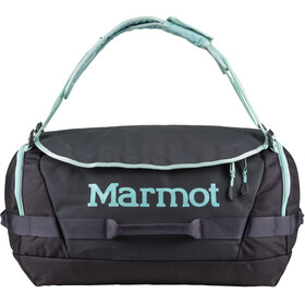 Marmot Long Hauler Duffel Rejsetasker Medium grå/sort